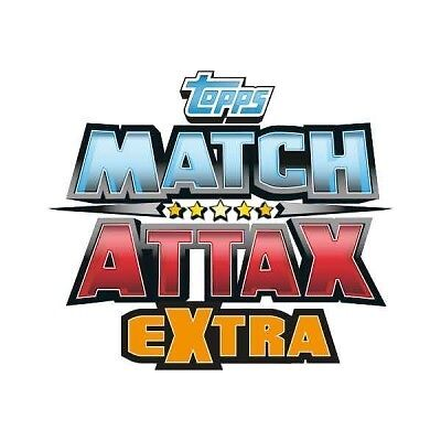 Topps Match Attax Extra Box 2017 50 Packets 450 Cards Pre Order for Mar 18th