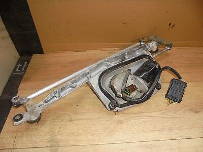 Vauxhall Astra 1998-2004 Mk4 Front Wiper Motor With Linkage