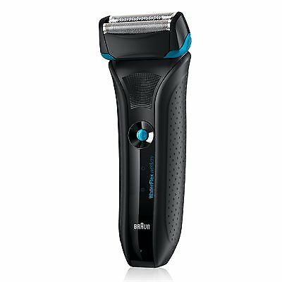 Braun 'WaterFlex' Rechargeable Shaver - Black