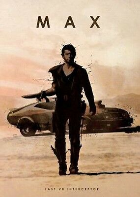 Mad Max 2 : The Road Warrior '001' / Mel Gibson (1981)
