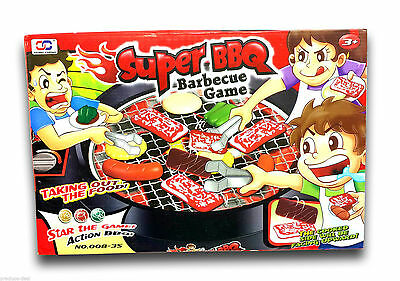 Kitchen Barbecue BBQ Outdoor Indoor Game Play Toy for children hobby