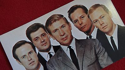 New Vintage Buck Owens and the Buckaroos Vintage Postcard Don Rich