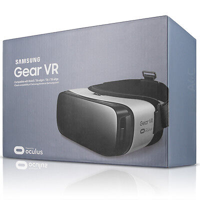 Samsung Gear VR Virtual Reality Headset Glasses for Galaxy Note 5 S6 S7 Edge OEM