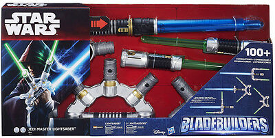 Hasbro B2949EU4 Star Wars Movie Jedi Master Lichtschwert HASBRO