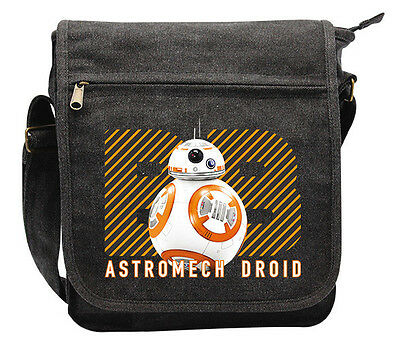 Star Wars VII The Force Awakens BB-8 Astromech Droid Messenger Bag ABYSTYLE