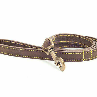 Timberwolf Leather Lead - Accessories  Dog Leads Leather
