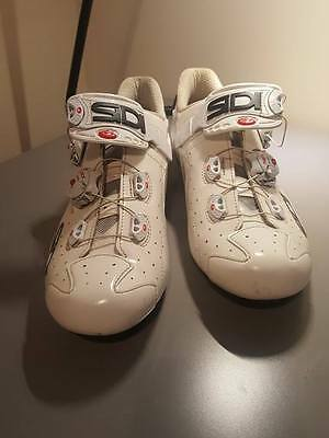 Sidi Wire White EU43 Excellent Condition