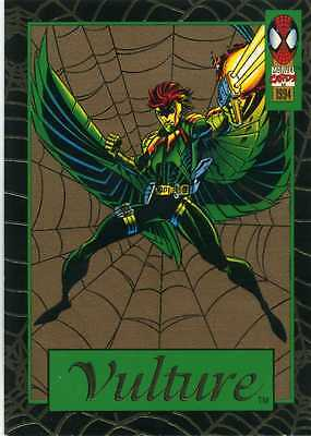1994 Amazing Spider-Man GOLD-WEB FROM WAL-MART PACKS (Vulture #4)