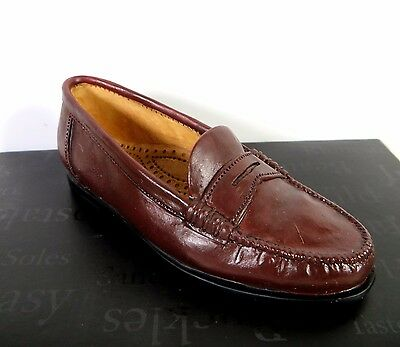 Nib Just The Right Shoe By Raine Miniature Penny Loafer #25506