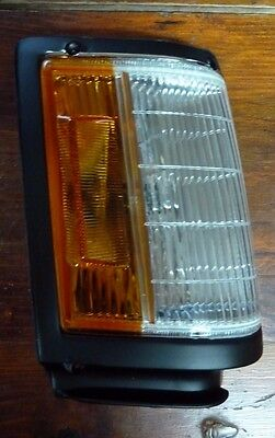 Toyota Corona ST141 83-87 Right Corner Light 2/3 Clear New Aftermarket
