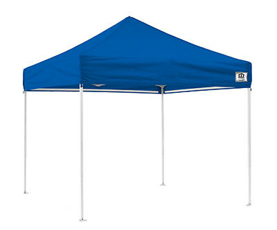 10x10 Ez Pop Up Canopy Tent Instant Beach Canopy Shelter Gazebo with Roller Bag
