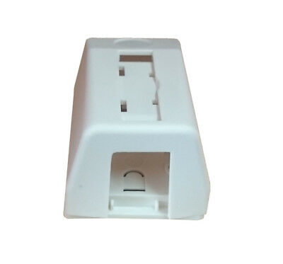 New Telephone Technical Services Pty Ltd Single Surface Box with ID window