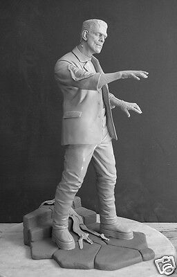 """Monster  """"the Groom"""" 1/4 Scale Resin Kit 20"""" Tall W/base (Yagher Sculpt)"""