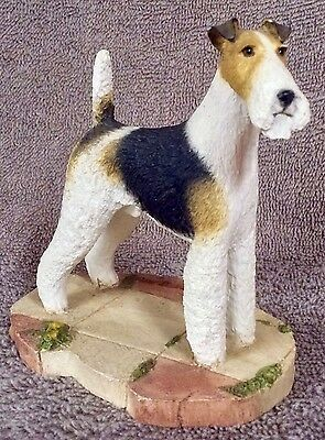 Wire Fox Terrier Circa 1970s - Lot 22