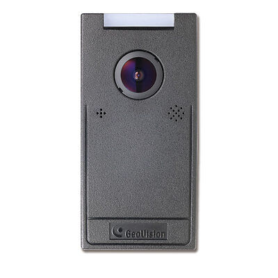 Geovision 4.0MP Wide Angle IP Camera With RF Card Reader GV-CR420