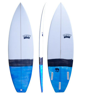 Sanctum, Surfboard, Grunta Grom - Eps, Epoxy -Performance Shortboard