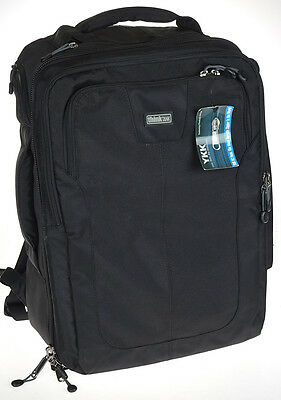 Think Tank Photo Gear Black Airport Commuter Backpack (back pack) TT486 - New