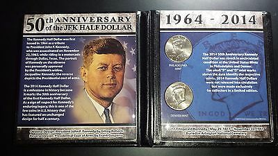 United States - 50th Anniversary Of The JFK Half Dollar