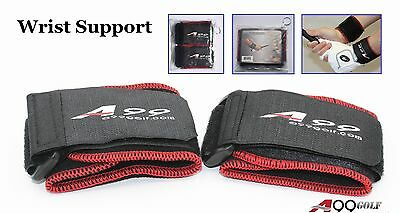 A99 Golf Sports Wrist Elastic Protection Brace Support Wrap Band Adjustable