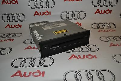 Audi A8 D3 A6 C6 MMI 6 CD Multi Changer CD Player 4E0035111A    #G1