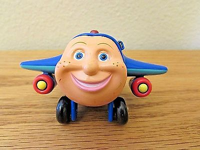VTG Toy Island JAY JAY The Jet Plane Airplane PBS Kids Terrytown Airport 2002
