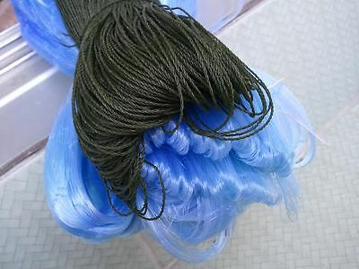 Large gill net. 590ft. wide x 10ft deep. 6cm mesh hole. FREE WORLD WIDE POST.