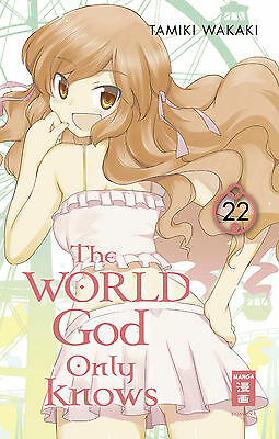 The World God Only Knows 22 - deutsch - EMA / Egmont - NEU -