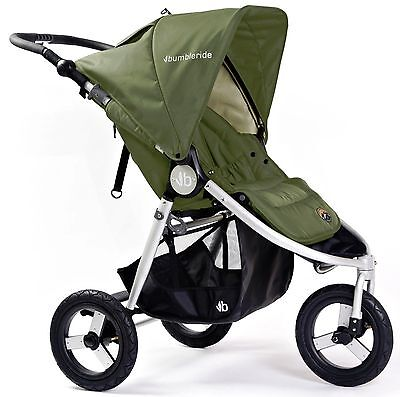 NEW 2016 Bumbleride Indie Stroller - camp green (AC03)