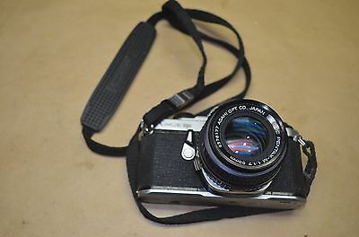 Vintage Pentax Me Super Film Camera, With Asahi 50Mm 1.7 Lens
