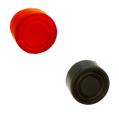 MMTC RB-1 & BB-1 Commercial Garage Door Push Control Station Rubber Buttons