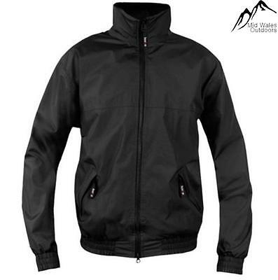 NEW Horze One4All  Club Junior Jacket Coat in Black with Mesh Lining