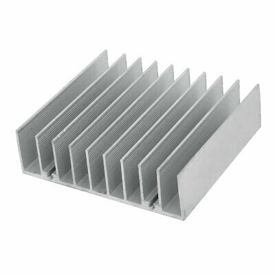 76mm x 70mm x 21.5mm Heatsink Heat Diffuse Cooling Fin for IC MOSFET SCR