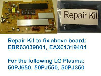 EBR63039801 EAX61319401 YSUS for LG 50JP350 50JP550 50JP550 Plasma - REPAIR KIT