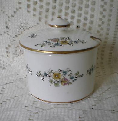 Lovely MINTON Bone China lidded sugar bowl made in England