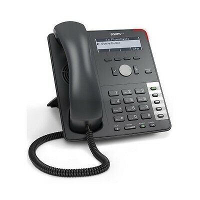 SNOM710 POE Entry Level Business Office IP Phone - 710 - SNOM