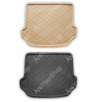 Rear Trunk Tray Boot Liner Cargo Mat Floor Protector For MDX 2007-2013 AU