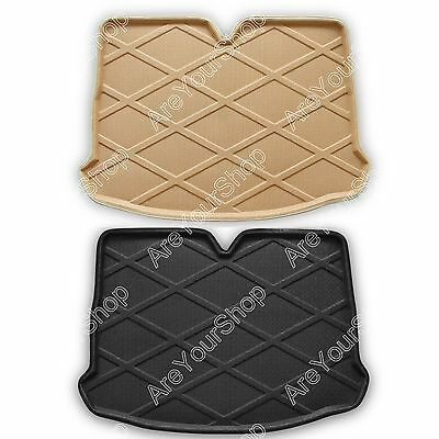 Rear Trunk Tray Cargo Mat Floor Protector For VW Scirocco 2009-2013 AU