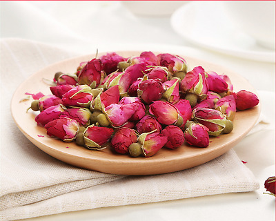 TOP Quality Rosebud Rose Buds Flower Floral Premium Organic Chinese Loose Tea