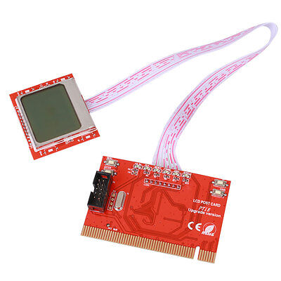 Laptop PCI Computer PC Motherboard Diagnostic Tester Analyzer Post Digit