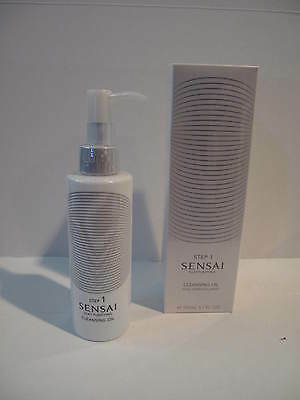 Sensai Silky Purifying Cleansing Oil  (Step1) 150 Ml