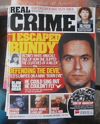 Real Crime Magazine Issue 20 (new) 2017