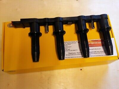 Genuine Delphi Coil Pack Vauxhall Astra 'h 1.6 1.8 (2005-2010) 95517924/10458316