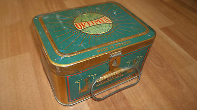 Vintage Famous Primus Optimus Camp Camping Stove No 00  made in Sweden ORIGINAL