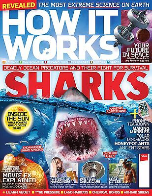 How It Works Magazine Issue 94 (new) 2017