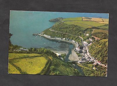 Posted 1975: Aerial View of Fishguard