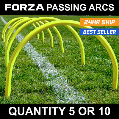FORZA HOCKEY PASSING ARCS – PACK OF 5 / 10 [Net World Sports]