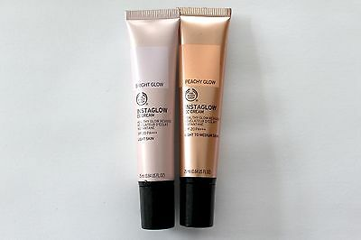 The Body Shop Intasglow CC Cream Healthy Glow Reviver - Please Choose Shade: