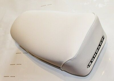 Zündapp Seat Export Model Short White 517-21.704 GTS 50 Typ 517