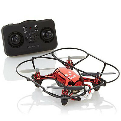 Propel Neutron 2.4GHz Radio Controlled Helicopter Quadcopter Drone Video Camera