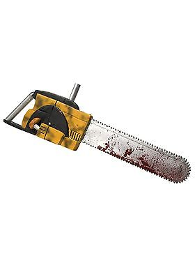 Leatherface Plastic Toy Chainsaw